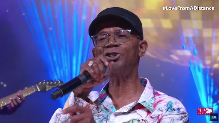 Beres Hammond @ Love From A Distance 2021 [2/28/2021]