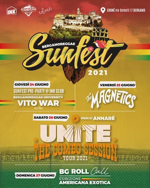 Bergamo Reggae Festival 2021