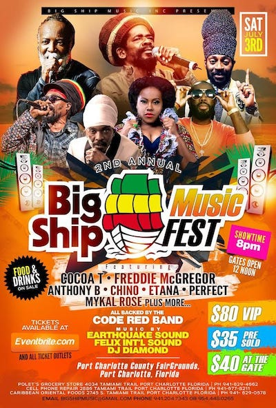 Big Ship Music Fest 2021