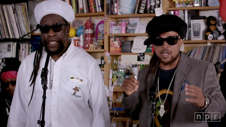 Black Uhuru @ Tiny Desk Concert [11/29/2019]