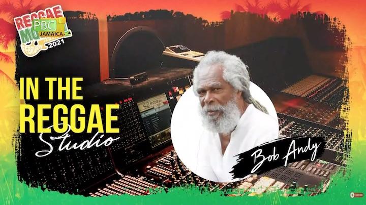 Bob Andy @ In The Reggae Studio 2021 [2/8/2021]