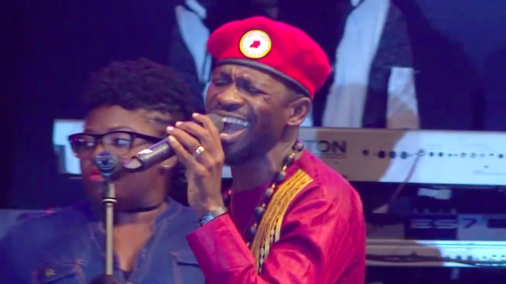 Bobi Wine @ Rebel Salute 2019 [1/19/2019]