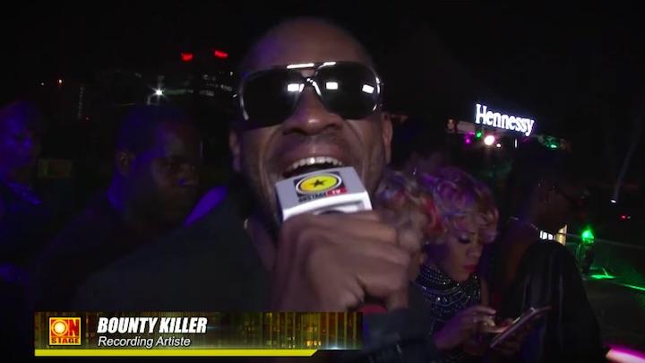 Bounty Killer Celebrates His 46th Birthday (Onstage TV) [6/11/2018]