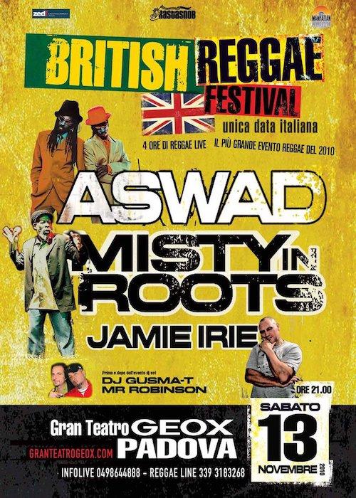 British Reggae Festival 2016
