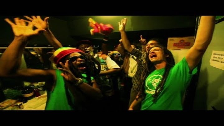 Broussai feat. Steel Pulse - Live Up [11/26/2012]