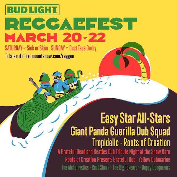 CANCELLED: Bud Light Reggaefest 2020