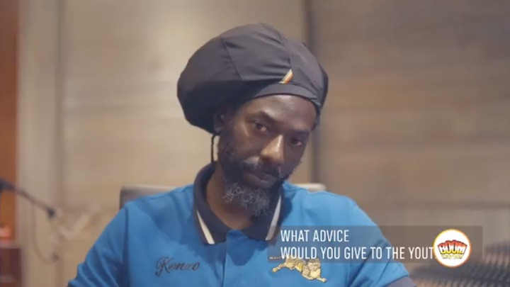 Buju Banton - What Advice Would You Give To The Youth? [2/6/2019]