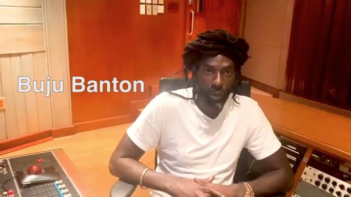 Buju Banton @ Telethon Jamaica - Together We Stand 2020 (Drop) [4/9/2020]