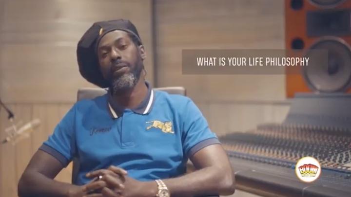Buju Banton - What Is Your Life Philosophy [2/1/2019]