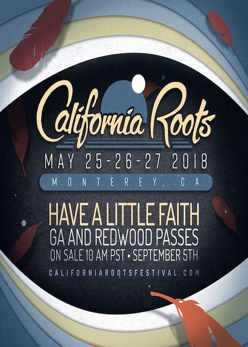 California Roots Festival 2018