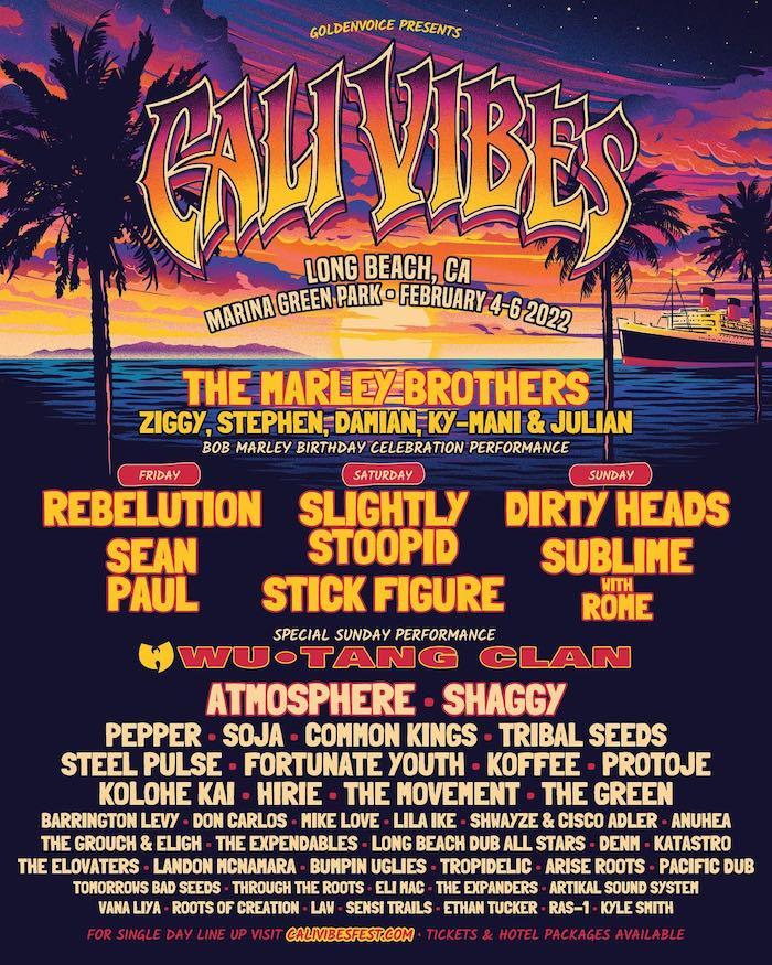 California Vibrations 2022