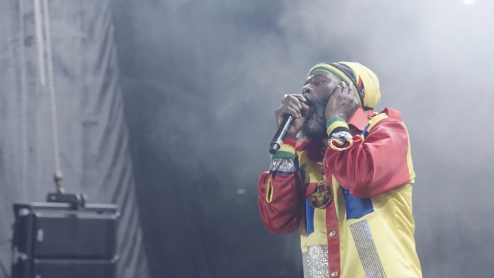 Capleton - Jah Jah City @ Jamming Summer Fest 2018 [10/14/2018]