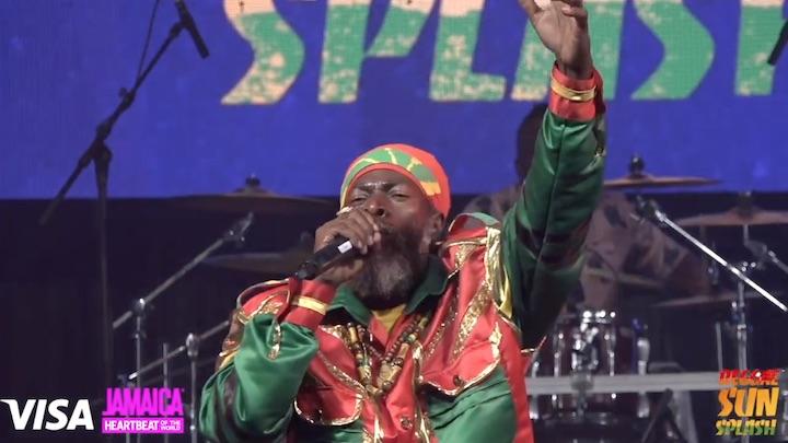 Capleton @ Reggae Sunsplash 2020 [11/27/2020]