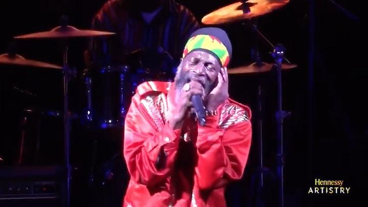 Capleton - Rise Above in Kingston, Jamaica @ Ultra Lounge [11/7/2019]