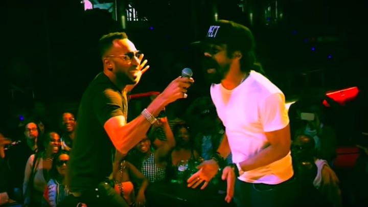 Damian Marley & Cham - King Jammy Session @ Welcome To Jamrock Reggae Cruise 2018 [12/5/2018]
