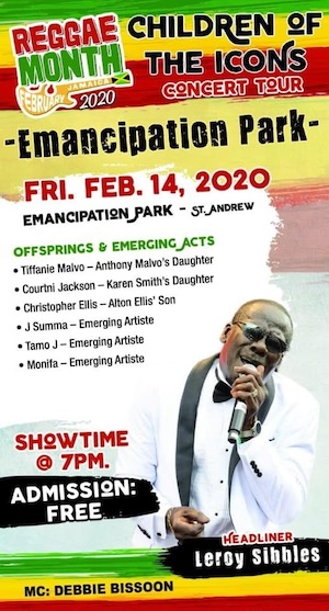 Children Of The Icons - Emancipation Park 2020