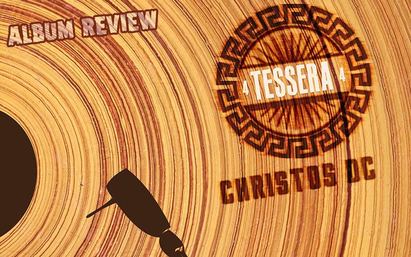 Album Review: Christos DC - Tessera