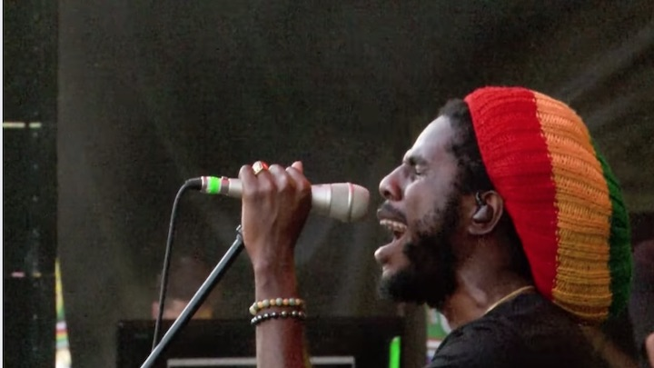 Chronixx - Skankin Sweet @ Jamming Festival 2019 [3/15/2019]