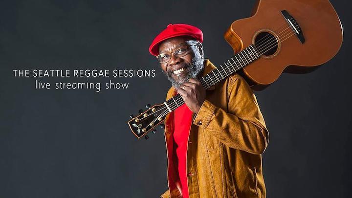 Clinton Fearon @ Seattle Reggae Sessions #1 (Livestream) [3/21/2020]
