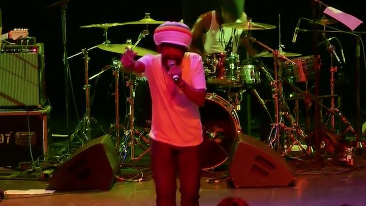 Cocoa Tea @ Welcome To Jamrock Reggae Cruise 2017 [11/16/2017]