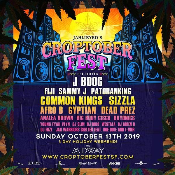 Croptober Fest 2019