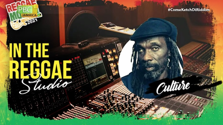 Joseph Culture Hill @ In The Reggae Studio 2021 [2/15/2021]