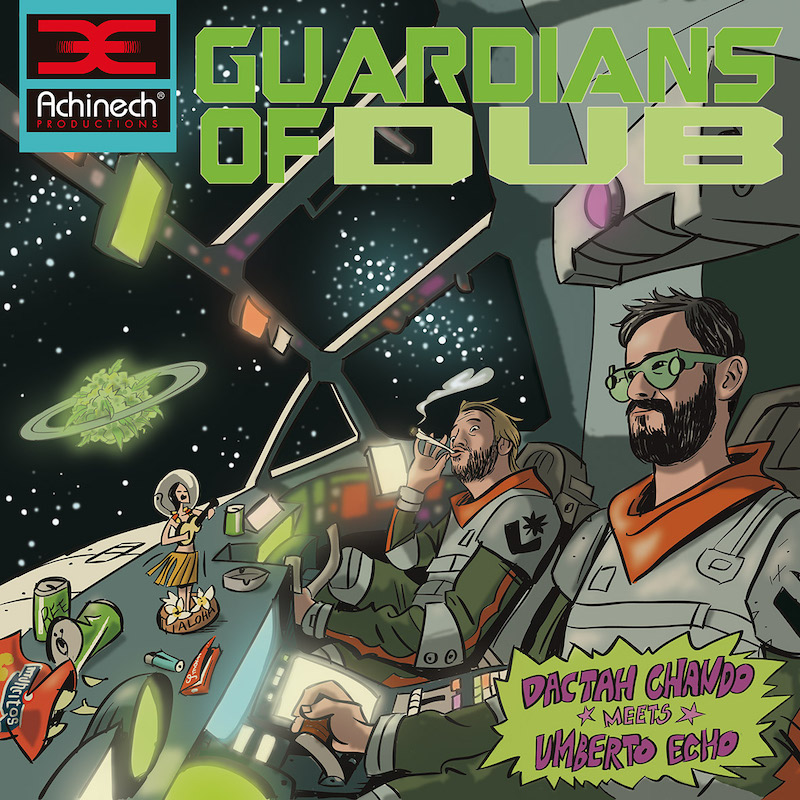 Guardians Of Dub - Dactah Chando Meets Umberto Echo