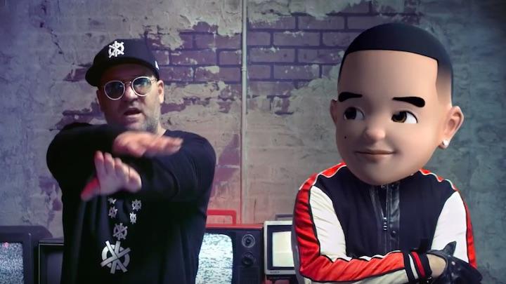 Daddy Yankee & Snow - Con Calma [1/23/2019]