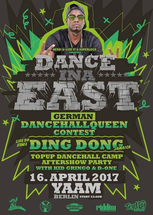Dance Ina East 2017