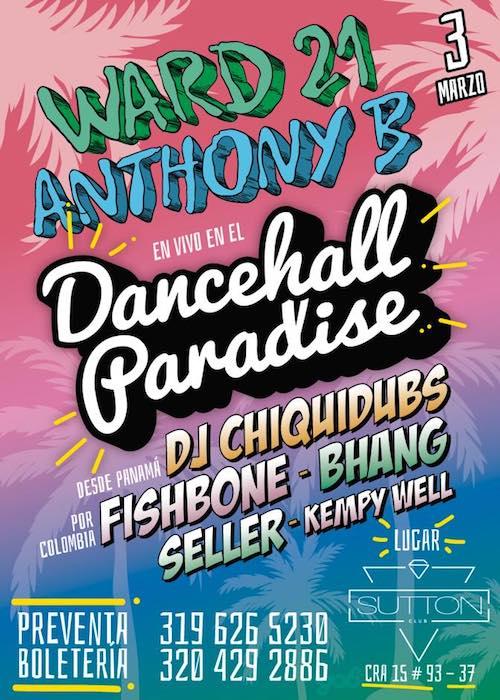 Dancehall Paradise 2018