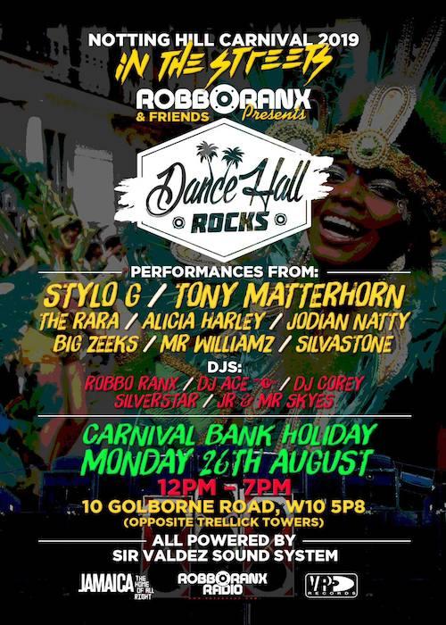 Dancehall Rocks 2019
