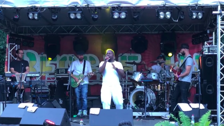 Denham Smith & The Evolution Band @ Reggae Jam Summer Lounge 2020 [7/31/2020]