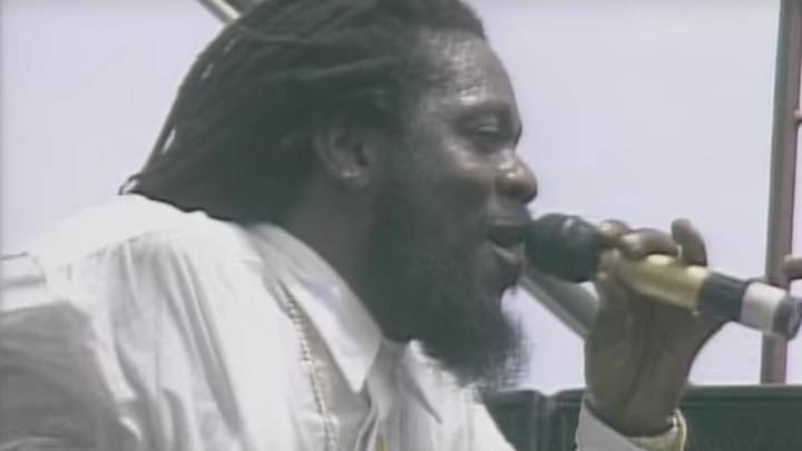 Dennis Brown - Montego Bay, Jamaica @ Reggae Sunsplash [7/21/1991]