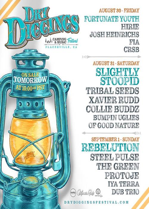 Dry Diggins Festival 2019
