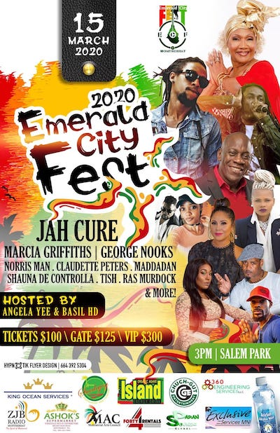 Cancelled: Emerald City Fest 2020
