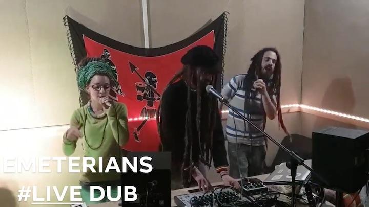 Emeterians - Love Revolution (Live Dub) [6/7/2018]