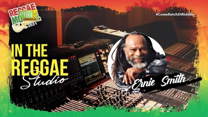 Ernie Smith @ In The Reggae Studio 2021 [2/15/2021]