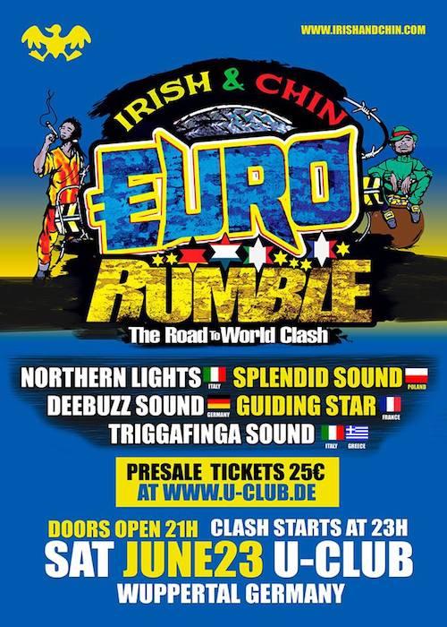 Euro Rumble 2018