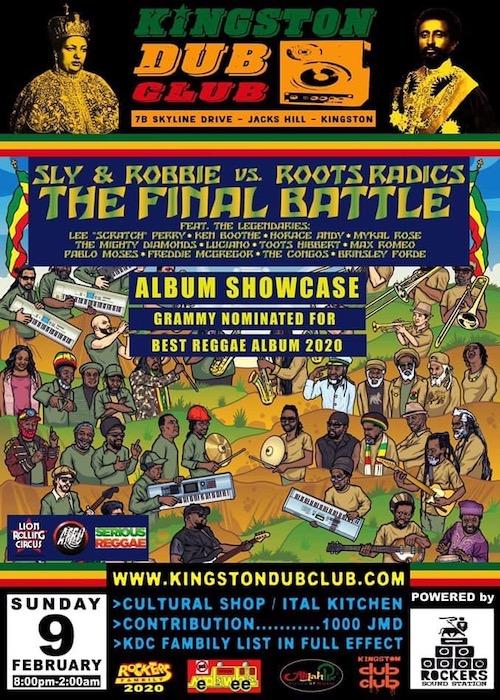 The Final Battle - Album Showcase 2020