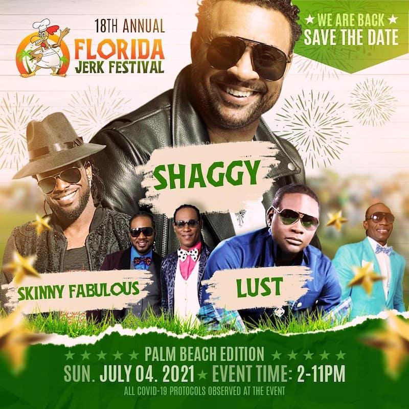 Florida Jerk Festival 2021