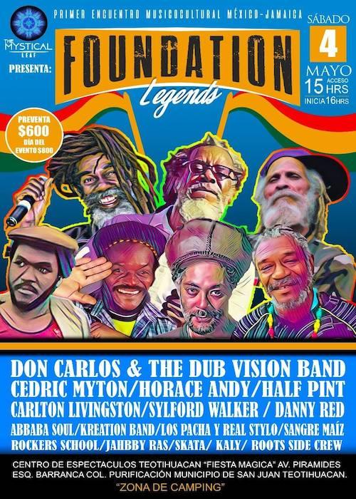 Foundation Legends Festival 2019