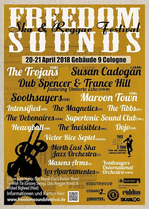 Freedom Sounds Festival 2018