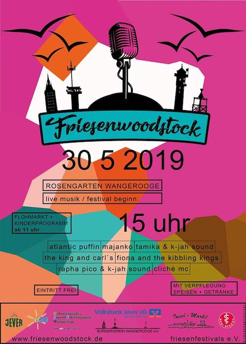 Friesenwoodstock 2019