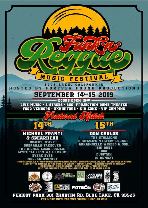 Funk 'n' Reggae Music Fest 2019