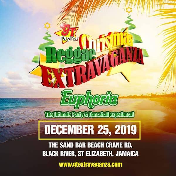 Christmas Reggae Extravaganza 2019