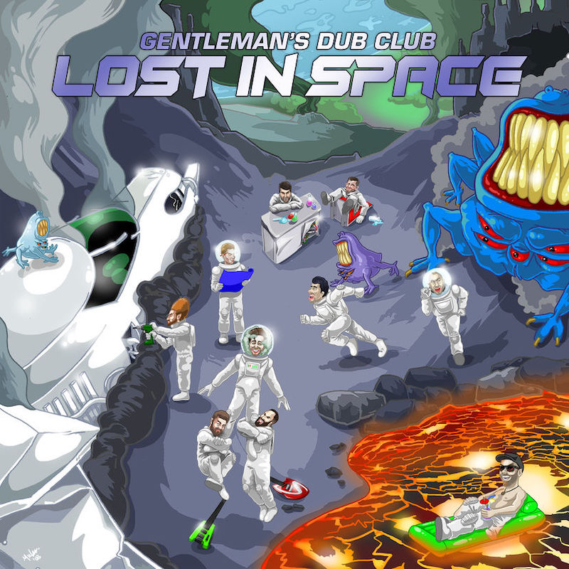 Review: Gentleman's Dub Club - Lost In Space