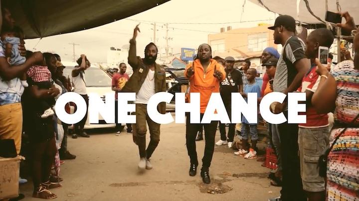 I-Octane feat. Ginjah - One Chance [10/16/2017]