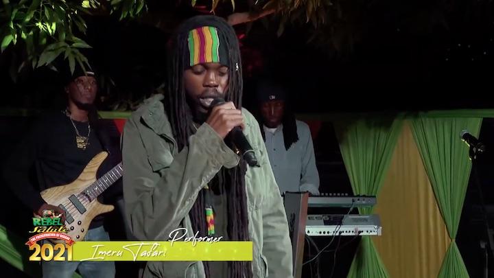 Imeru Tafari @ Rebel Salute 2021 [1/16/2021]