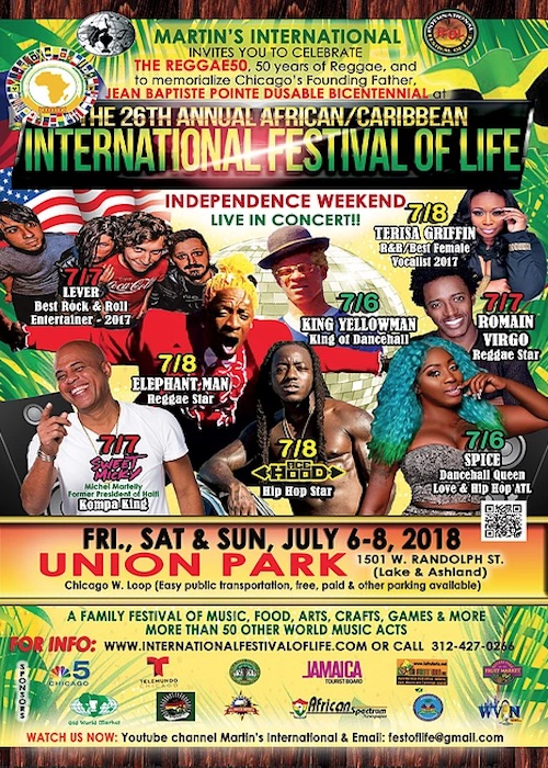 International Festival Of Life 2018
