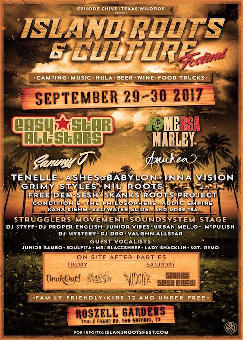 Cancelled: Island Roots & Culture Festival 2017